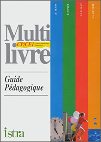 En ligne Multi-livre : découverte du monde, CP-CE1 guide pédagogique pdf epub
