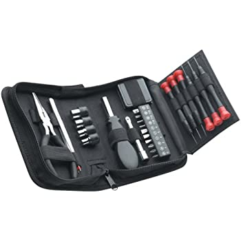 Allied Tools 49032 25-Piece Tri-Fold Mini Tool Set