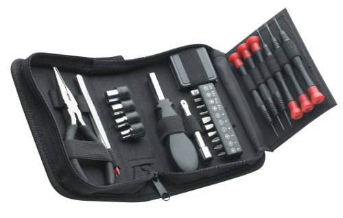 Allied Tools 49032 25-Piece Tri-Fold Mini Tool Set ()