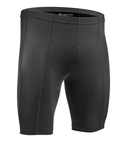 (Men's Unpadded Pro Bike Shorts - Black - Size X-Large)
