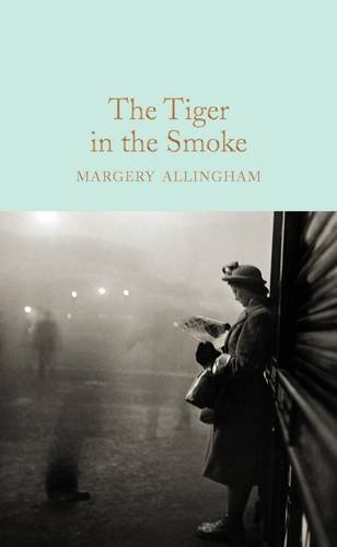 book cover of The Tiger in the Smoke