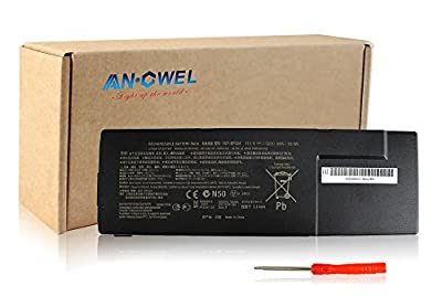 Angwel Laptop Battery Replacement for SONY VAIO SA Series VGP-BPS24 1 Year Warranty from Angwel