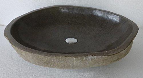 desag/üe Lavabo en piedra natural 1 tapon diametro 50 cm 8cm Elecci/ón sobre fotos con dimensiones exactas