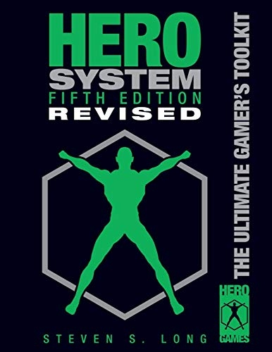 Revised System - Hero System 5th Edition (revised)