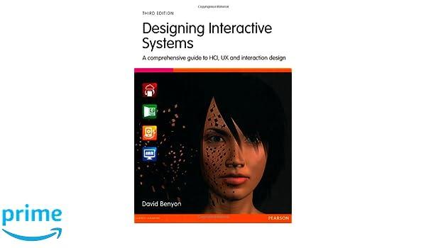 Designing Interactive Systems David Benyon Pdf