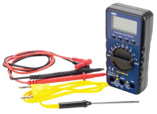 (OTC 3910 55 Series Digital Multimeter)