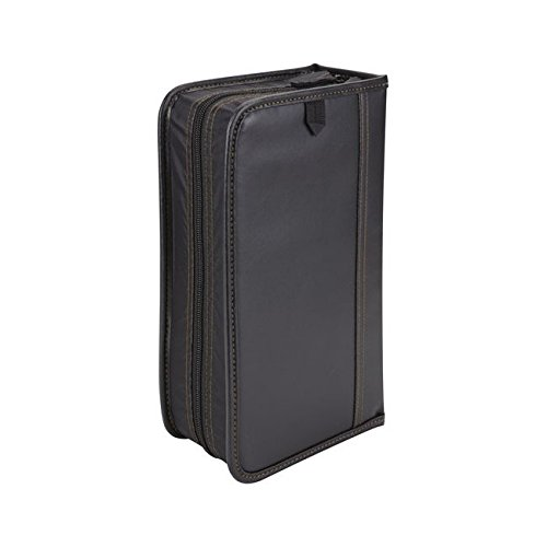 Case Logic KSW-92 Koskin 100 Capacity CD/DVD Prosleeve Wallet (Black) ()