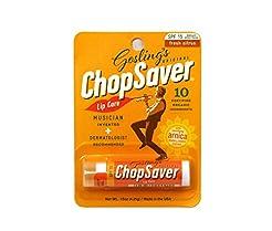 CHOP CHPS Chop-Saver Lip Balm with SPF15...
