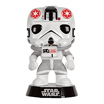 "Funko POP! 6574"" Star Wars at-at Driver Bobble Toy: Toys & Games"