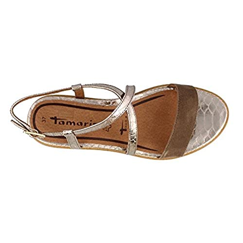 0c5d0b69d4c well-wreapped Women's Tamaris, Eda 1 Sandals - holmedalblikk.no