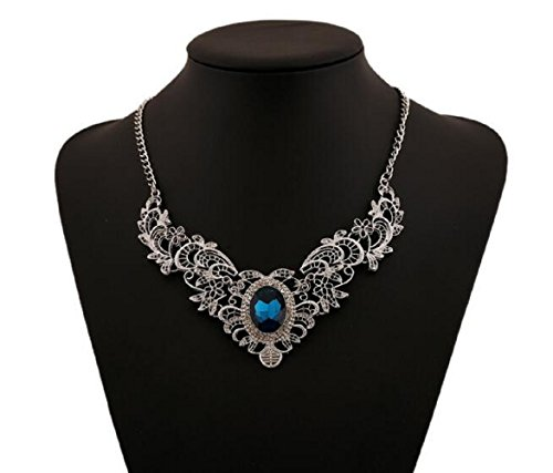Fariishta Jewelry Vintage Gem Hollow Lace - In Shopping Outlet Denver