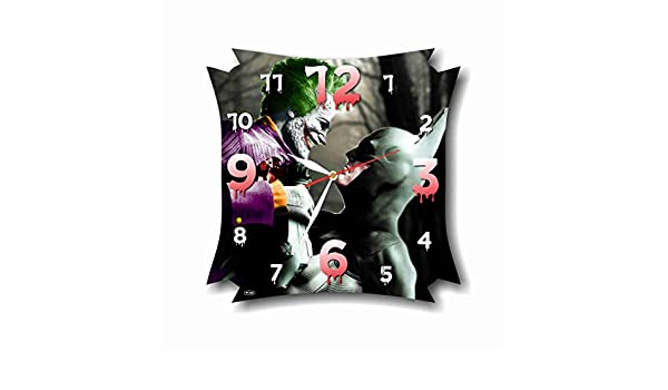 Art time design studio Joker - Reloj de Pared Batman ...