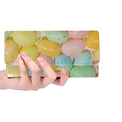 Unique Custom Easter Jelly Beans Candy Pastels Round Women T