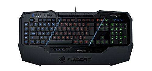 Roccat Isku FX Multicolor Gaming Keyboard (PC)