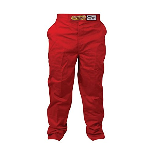 Black Racing Pants Only, SFI-1, Large by Speedway Motors (Image #2)