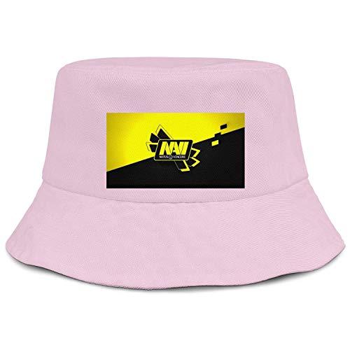 HTLYT Navi-csgo-Logo Unisex Bucket Hats Fitted Gardening Cap