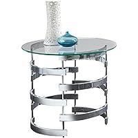 Steve Silver Company Tayside End Table, 23W x 23D x 25H
