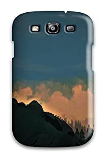 TashaEliseSawyer Perfect Tpu Case For Galaxy S3/ Anti-scratch Protector Case (the Long Dark)
