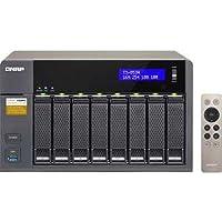 QNAP TS-853A-8G-US TS853A 8GB Ram 8-Bay Prof Grade NAS Intel Quadcore 16GHZ CPU