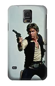 S0791 Han Solo Case Cover for Samsung Galaxy S5