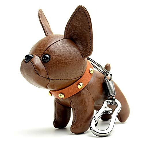 french bulldog key ring - 5