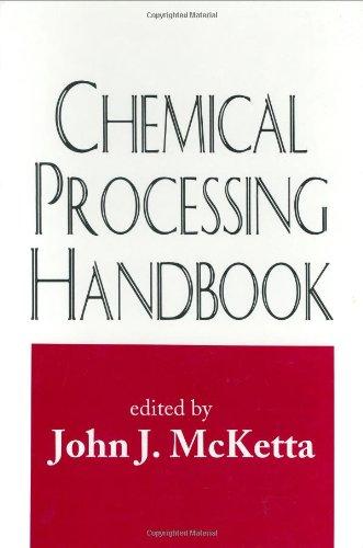 Chemical Processing Handbook