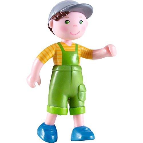 Plastic Boy Doll (HABA Little Friends Nils - 4