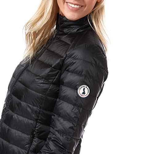 Harvey Down Black Womens Lightweight and 16 in Jacket Womens Jones dnw8Xqxqa