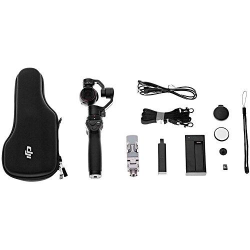 DJI Osmo Handheld 4K Camera & 3-Axis Gimbal Starters Bundle