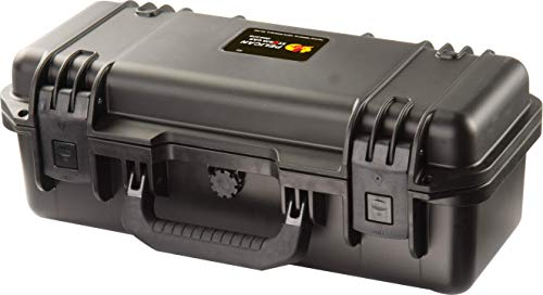 (Waterproof Case (Dry Box) | Pelican Storm iM2306 Case With Foam (Black))