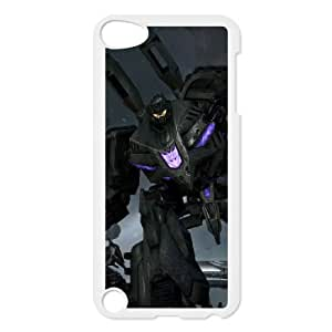iPod Touch 5 Case White Transformers Q3G8R