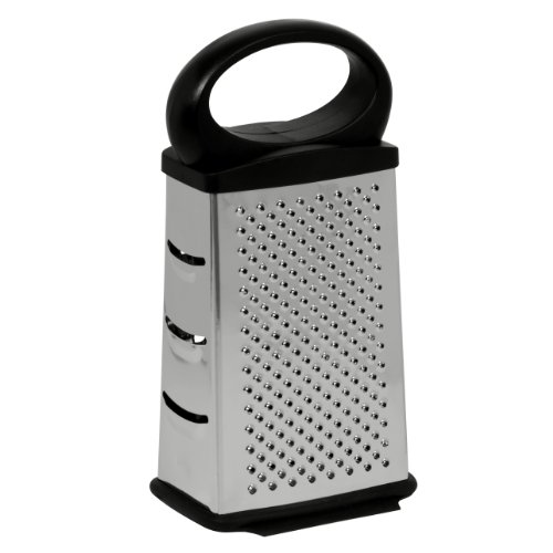 EKCO 4 Sided Grater with Black Handle