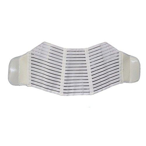 Cinturón de soporte para el embarazo, banda para la barriga blanco