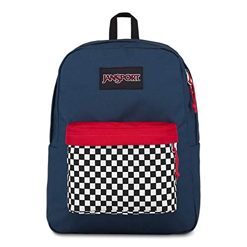 JanSport Black Label Superbreak Backpack - Lightweight School Bag | Finish Line Navy