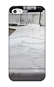 AllenJGrant Perfect Tpu Case For Iphone 5/5s/ Anti-scratch Protector Case (calacatta Gold Marble Kitchen Countertops And Backsplash)