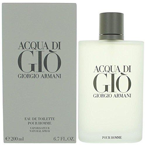 Acqua Di Gio 6.7 Fl. Oz. Eau De Toilette Spray Men ()