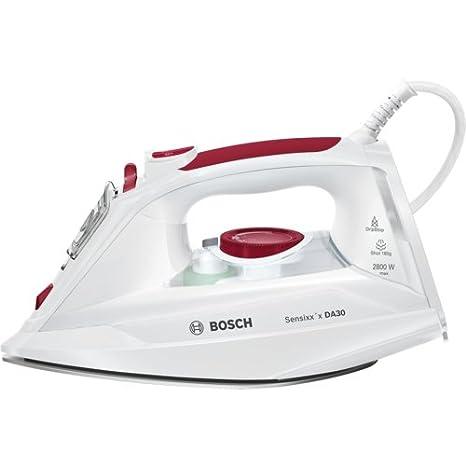 Bosch TDA302801W - Plancha de vapor, vapor constante 40 g/min, supervapor