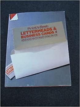 Buy prints best letterheadsbusiness cards no 4 book online at low buy prints best letterheadsbusiness cards no 4 book online at low prices in india prints best letterheadsbusiness cards no 4 reviews ratings reheart Images