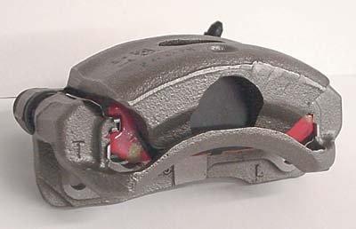 Raybestos FRC4126 Professional Grade Remanufactured, Semi-Loaded Disc Brake Caliper