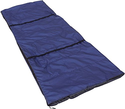 OutdoorsmanLab Sleeping Bag | 50-70F Warm & Cool Weather | Ultra Lightweight & Compact for Camping, Backpacking, Outdoor Events | for Adults & Kids | Includes Compression Sack 6