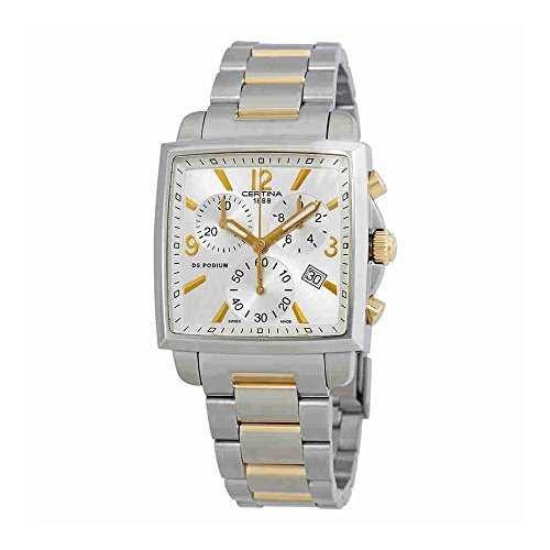 Certina Ladies Watches DS Podium Lady Square C001.317.22.037.00 - 2