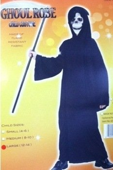Ghoul Robe Child Costume Size: Small