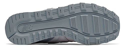 (ニューバランス) New Balance 靴?シューズ レディースライフスタイル Suede 696 Light Slate with Helium ライト スレート US 6 (23cm)