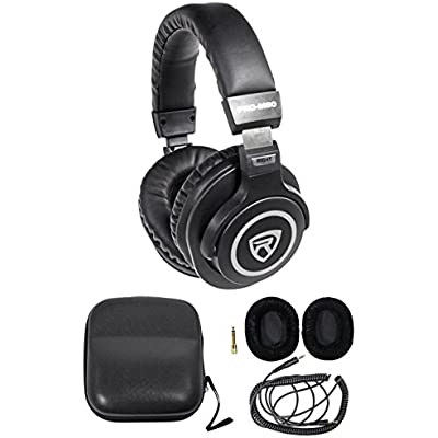 rockville-pro-m50-studio-stereo-headphones