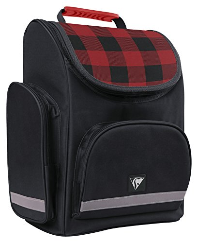 Red x 15 and Clairefontaine cm 26 Black 36 Backpack x twqZzE