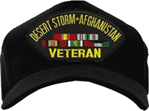Desert Storm Afghanistan Veteran Ball Cap