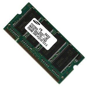 (Samsung 256MB DDR PC2700 200-Pin Laptop SODIMM)