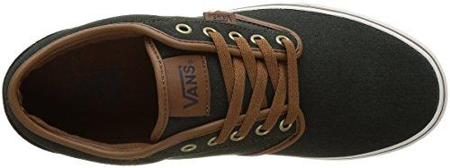 Vans Atwood, Zapatillas para Hombre Verde (oxford)