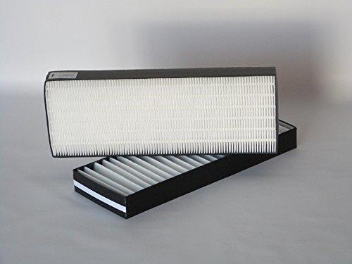 Filtro di ricambio in plastica cornice G4/F7per Paul Novus (F) 300/450(2Filtri) Sparhai24