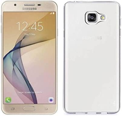 Samsung Galaxy J7 Prime Cover by Mobi Universal Store   Transparent Mobile Accessories